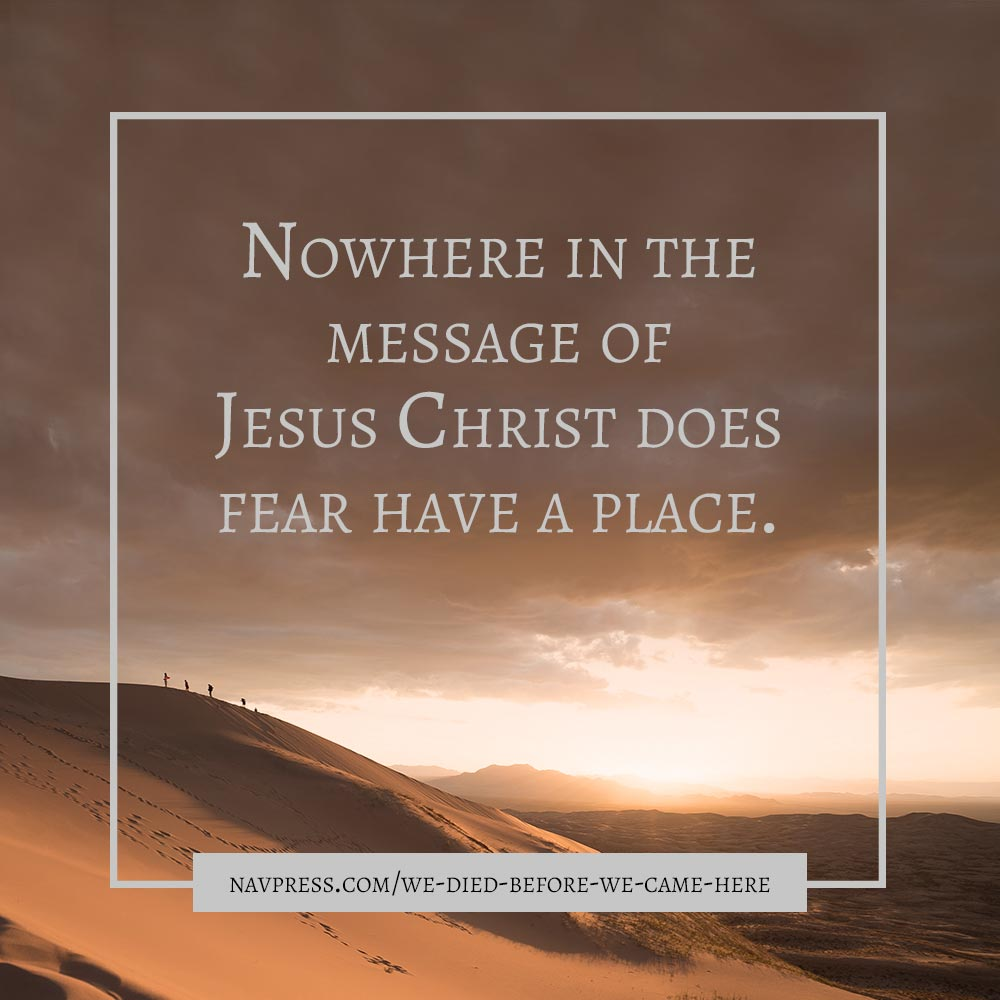 Nowhere In The Message of Jesus Christ